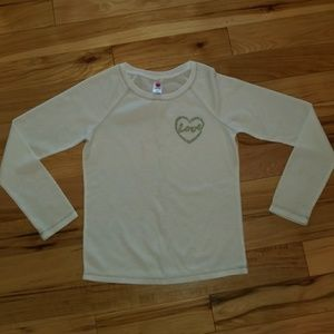 Total Girl Thermal Sleep Shirt